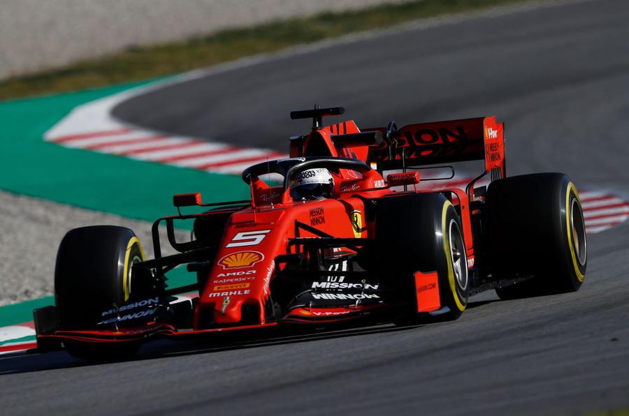 Tentang Mobil Formula 1