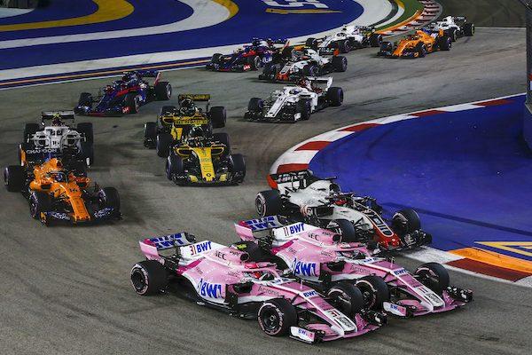 Formula 1 Ajangnya Balap Mobil Yang Kompleks