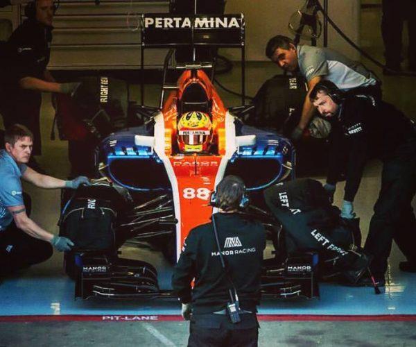 Jejak Indonesia Pada Ajang Balap Mobil Formula 1