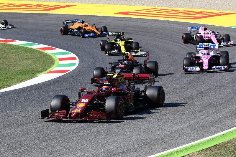 Kinerja Ferrari Yang Terlalu Lambat Pada Ajang Formula 1