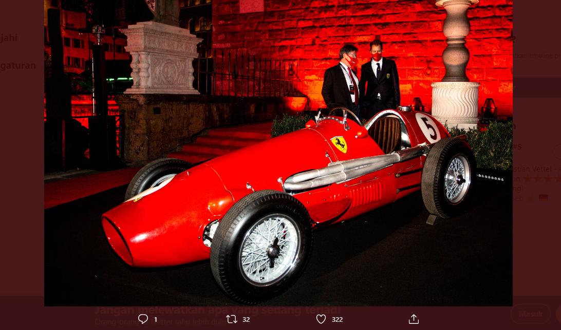 Sejarah Formula 1 Yang Ditunjuk Sebagai Kiblatnya Ajang Balap Mobil