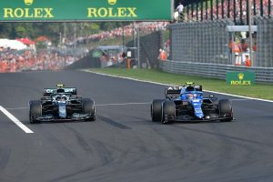 Ocon Yang Mencatat Sejarah Hamilton P3 Pada F1 GP Hungaria