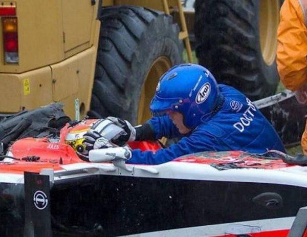 Penyebab Dari Tabrakan Yang Tragis Di GP Tuscan Pacuan