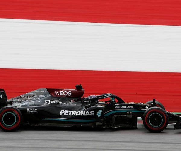 Duet Mercedes Yang Jawb Tantangan Dari Verstappen Dari Hasil FP2 F1 GP Austria