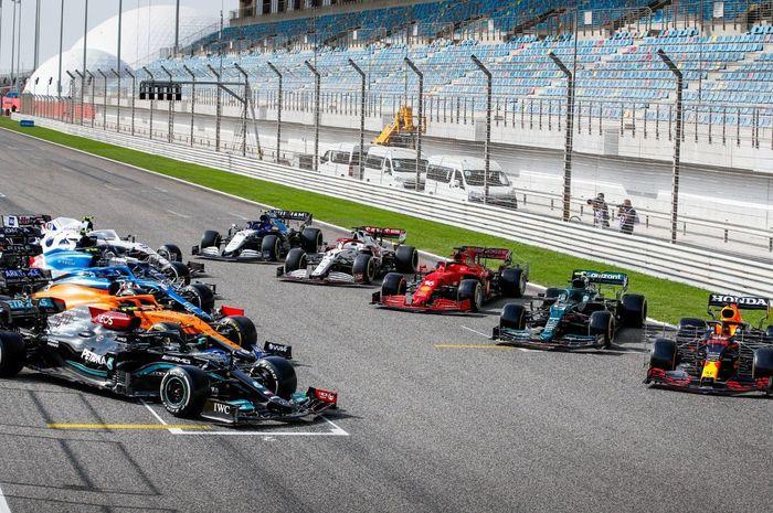 Kejuraan Dunia Yang Ada Pada Formula 1 Tahun 2021