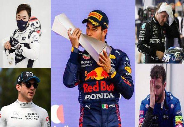 5 Pembalap F1 Yang Wajib Untuk Memperbaiki Kinerja Untuk Paruh Kedua