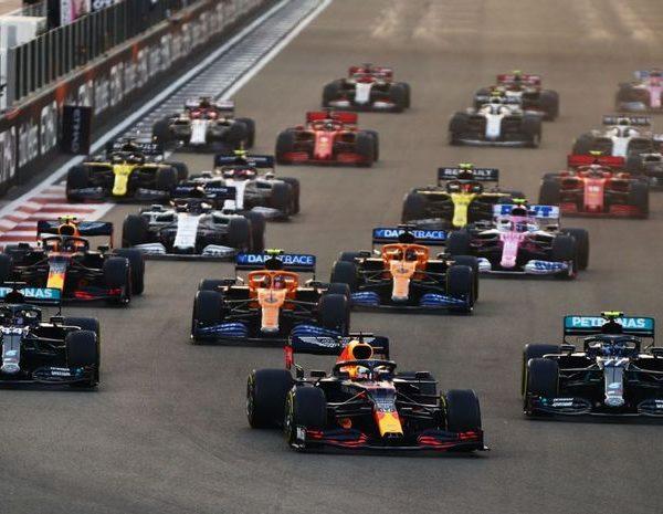 Fakta Unik Pada Formula1 Tahun 2020
