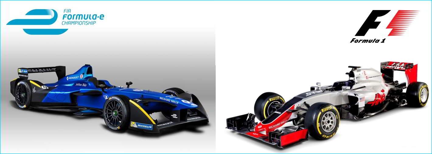 Perbedaan Yang Ada Pada Formula E Serta Yang Ada Pada Formula 1